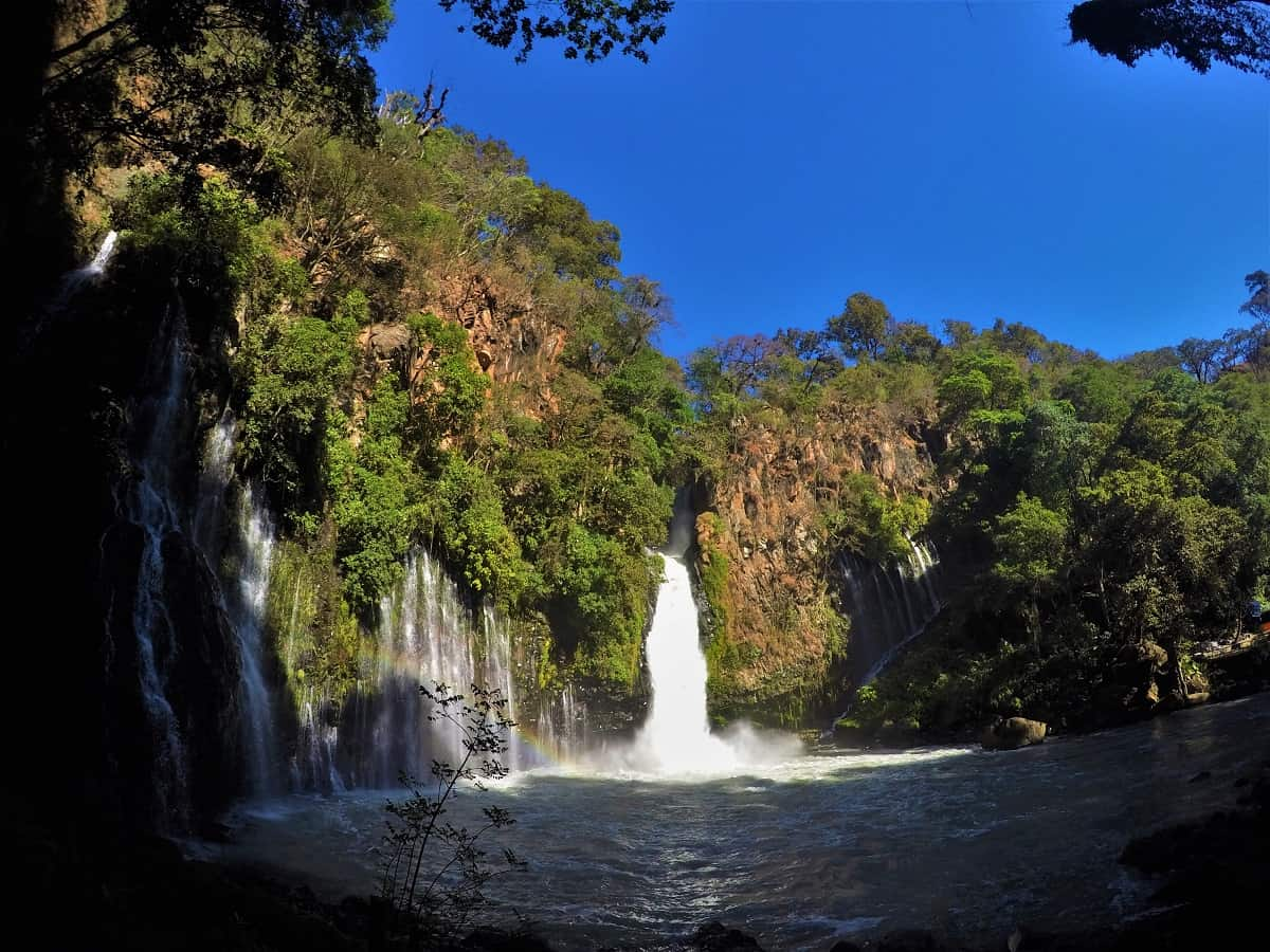 Uruapan Waterfall