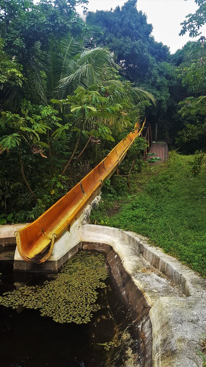 La Jungla Waterslide