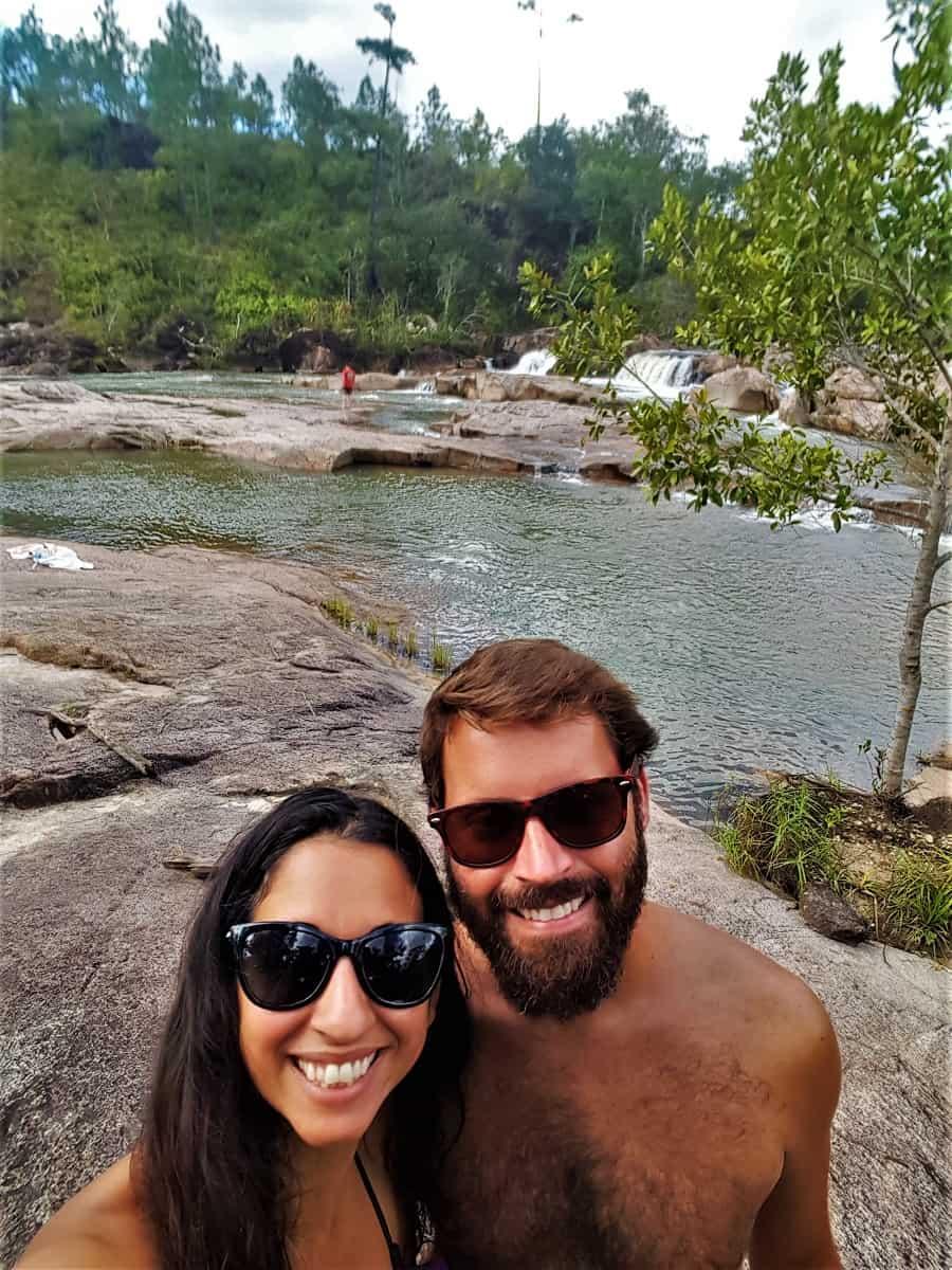 Rio Frio Pools