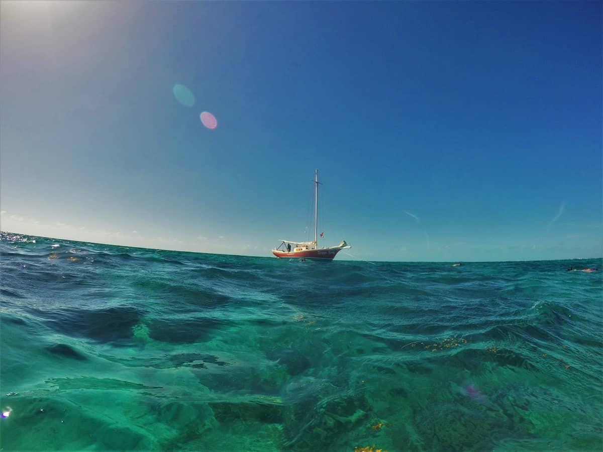 Caye Caulker Sailing Trip