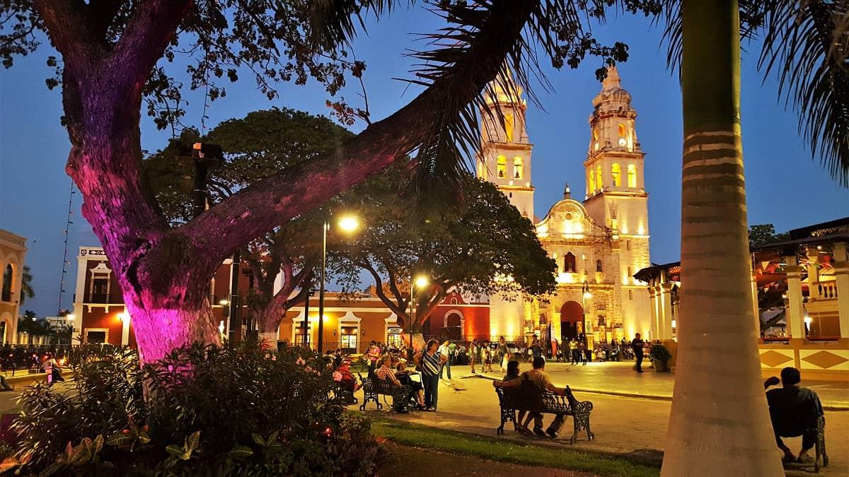 Campeche Main Square