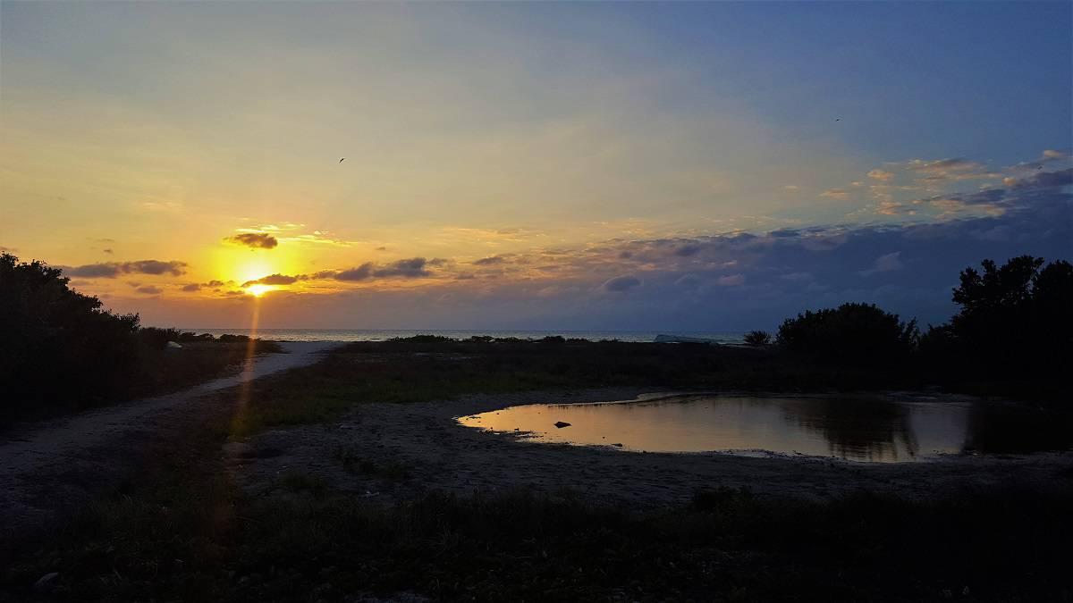 Celestun Sunset