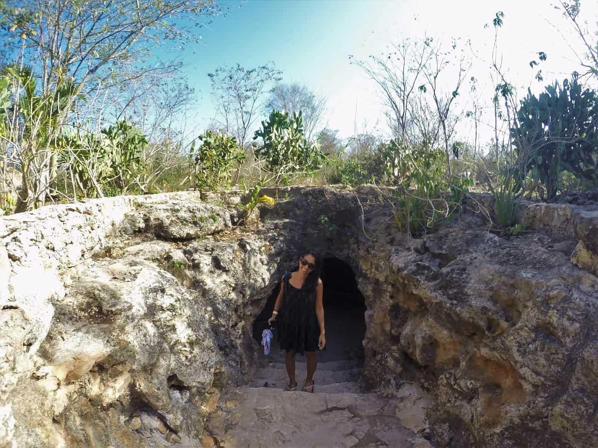 Cenote Fantasma