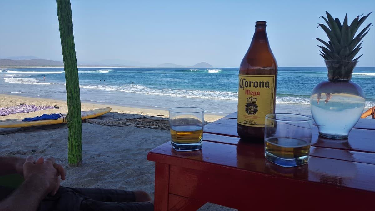 Chacahua Mega Corona