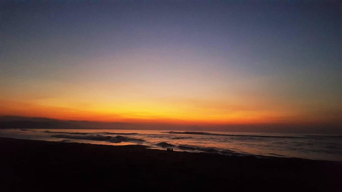 Chacahua Sunrise