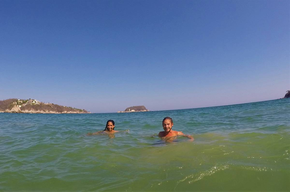 Tangolunda Beach