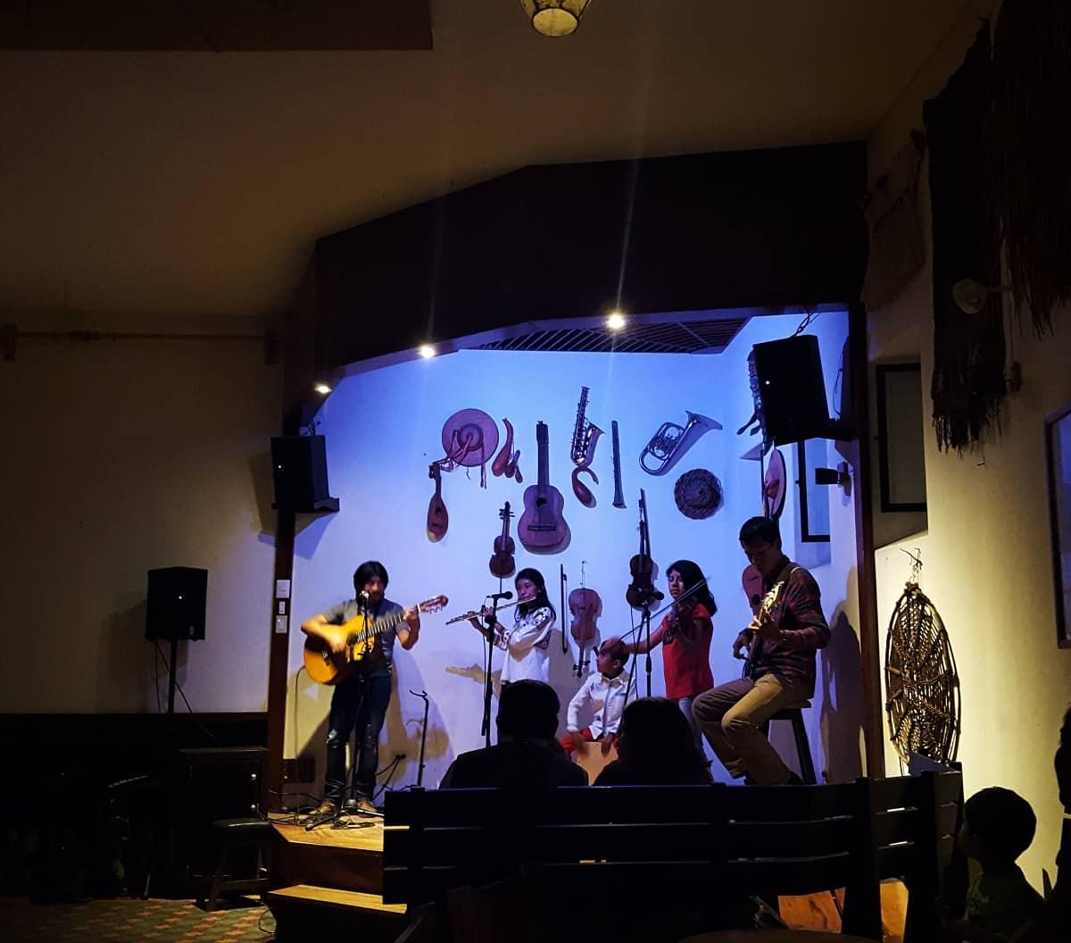 Oaxaca Family Band