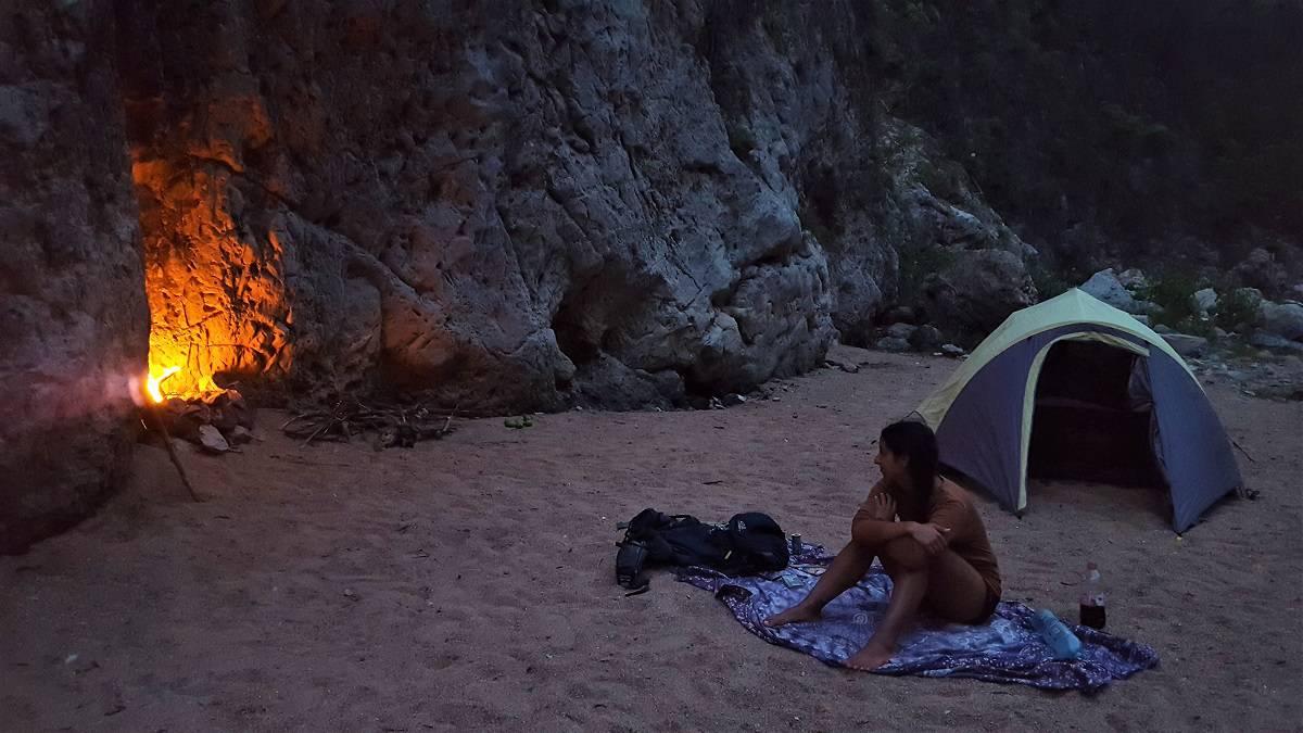 Aguacero Campground