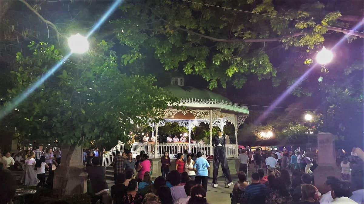 Tuxtla Gutiérrez Marimba Park