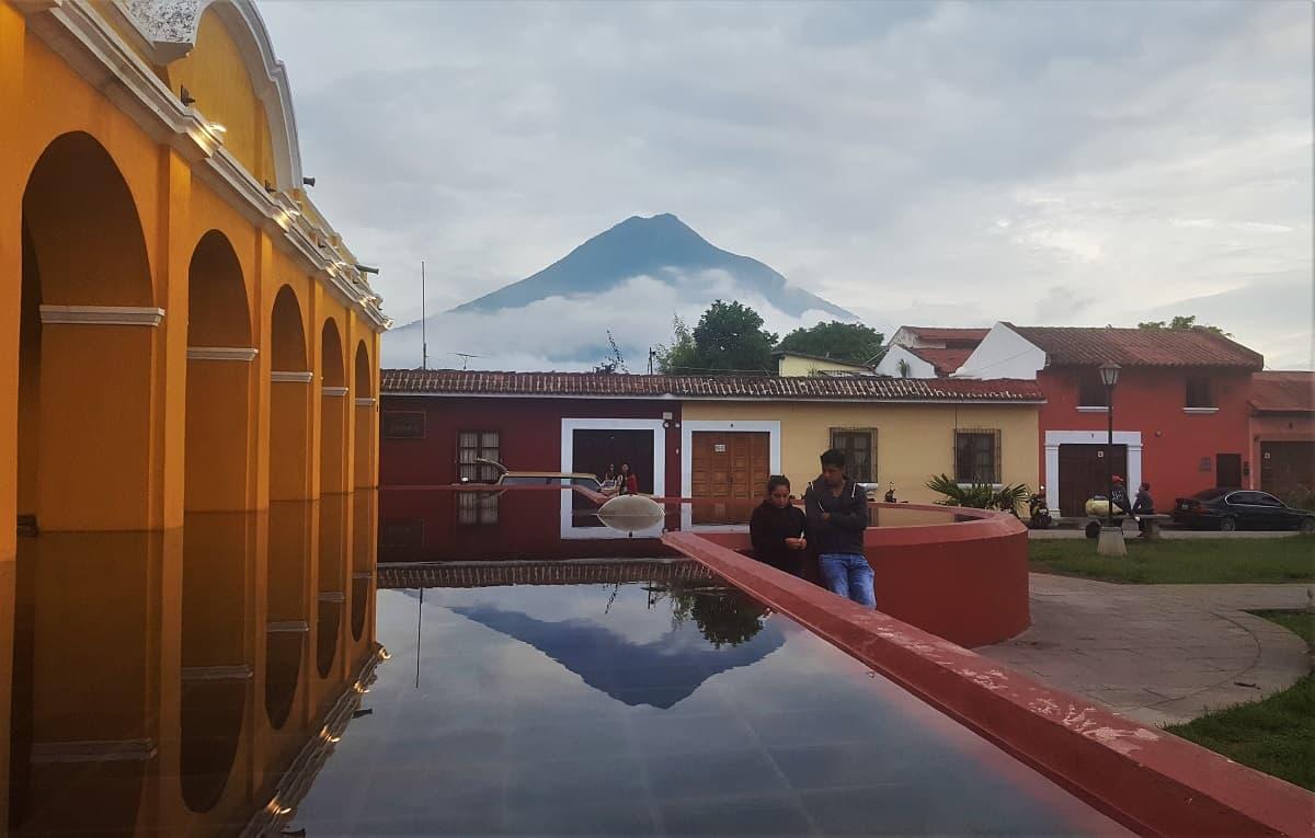 Volcán de Agua - Antigua