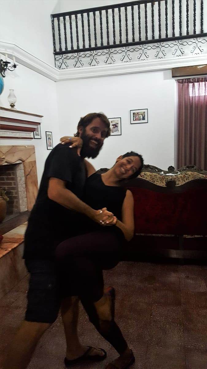 Salsa Lessons - Antigua