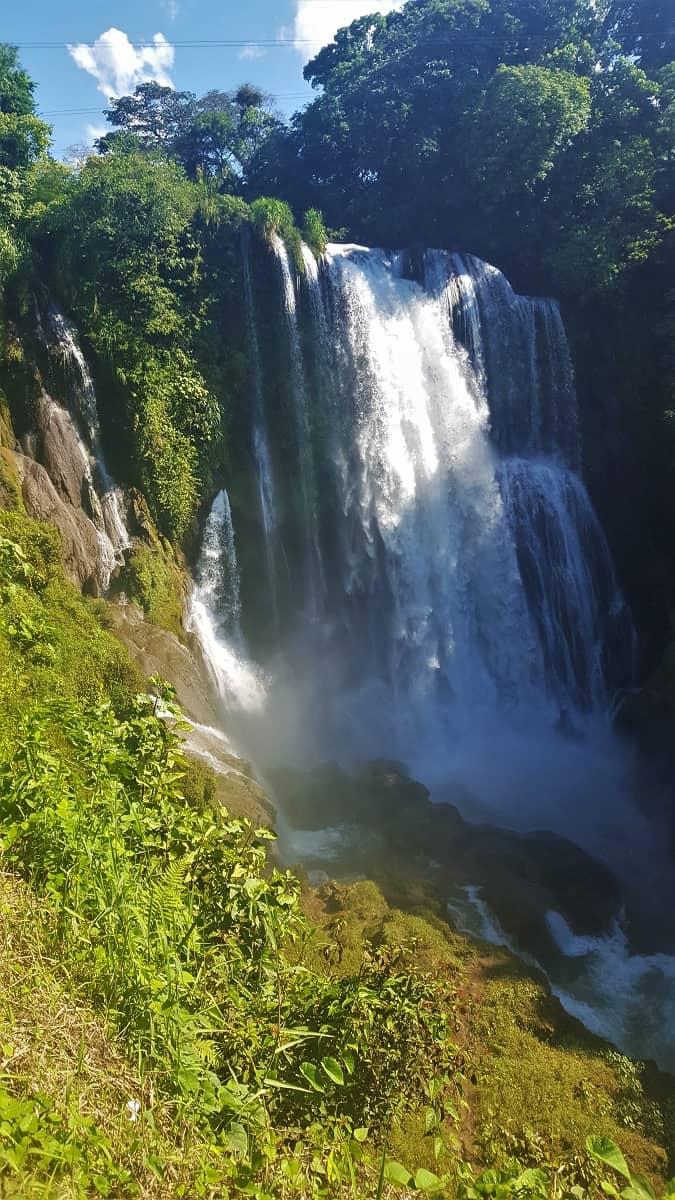 Pulhapanzak Waterfalls