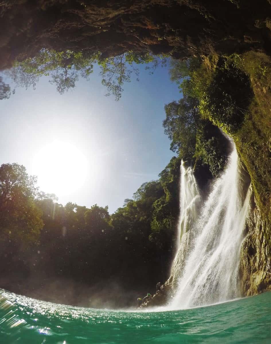 Cascadas de Minas Viejas