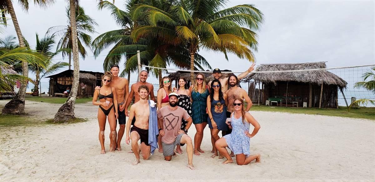 San Blas Crew