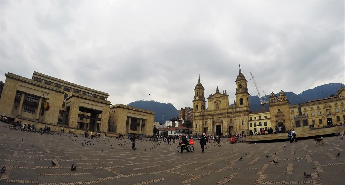 Bogota Palace of Justice