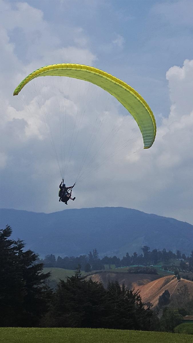 Medellin Paragliding
