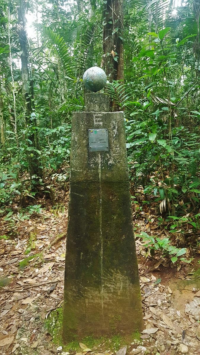Equator Line - Amazon Jungle