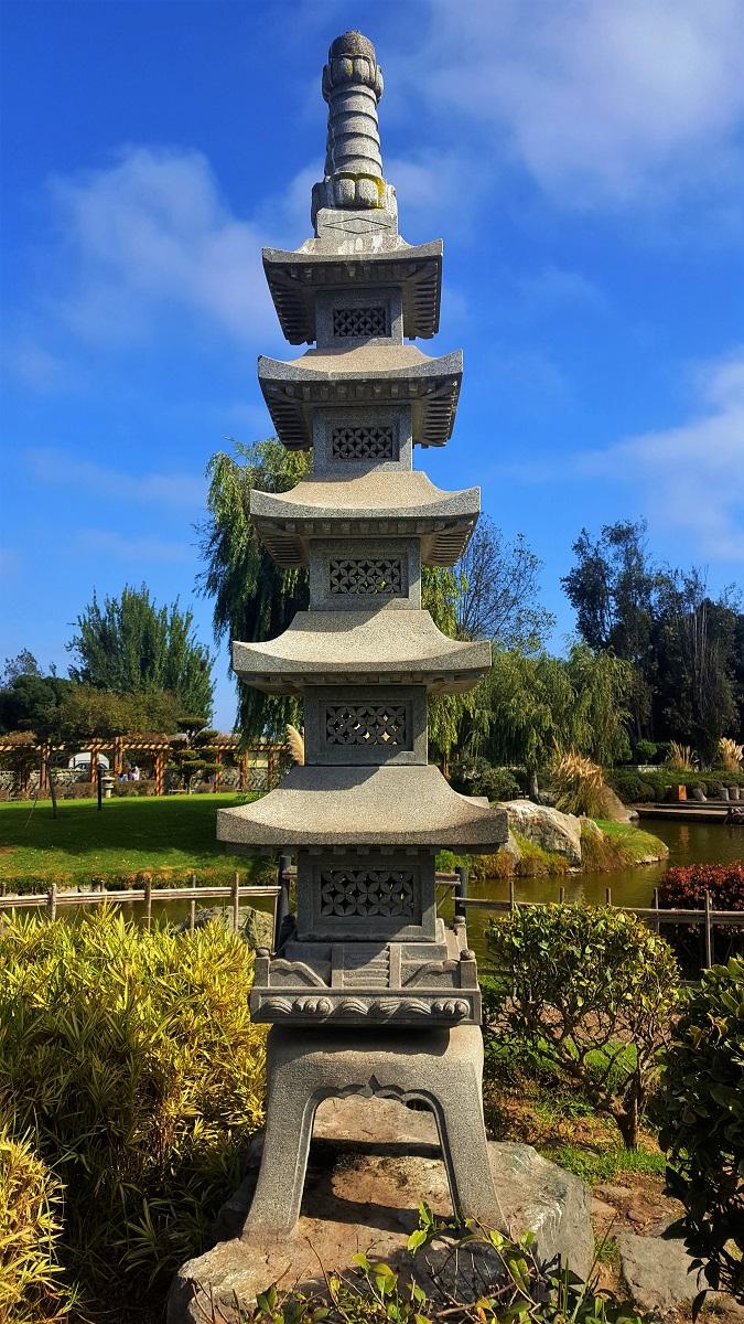 Japanese Garden La Serena