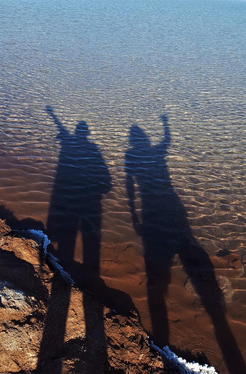 Lagunas Escondidas - Atacama