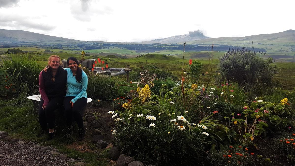 Secret Garden Cotopaxi