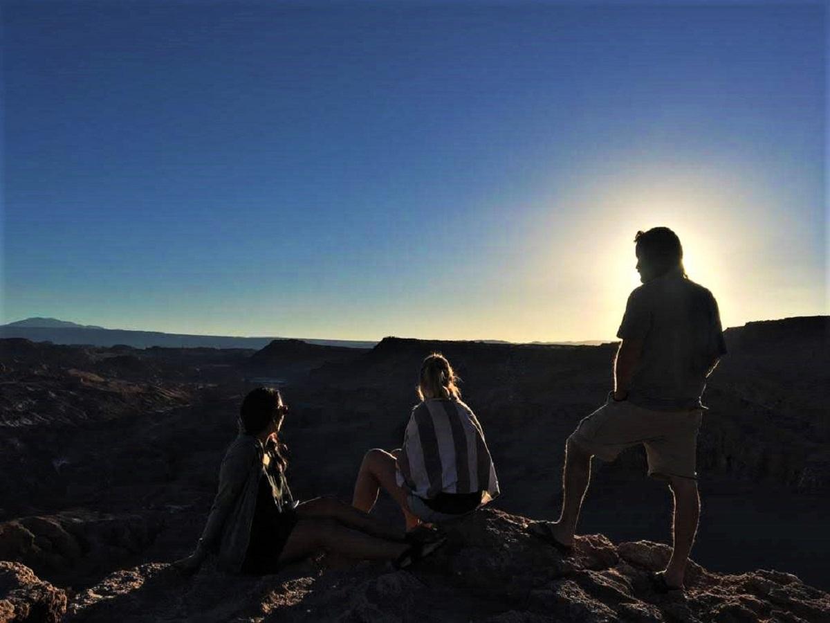 Valle de la Luna - Atacama