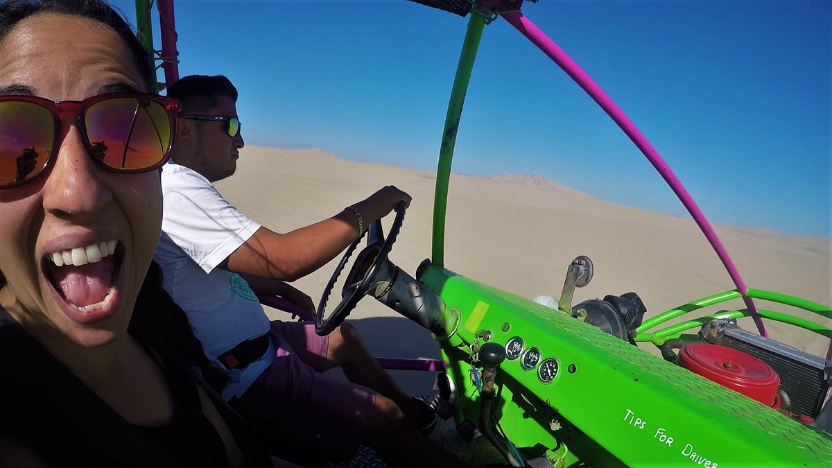 Huacachina Dune Buggy Ride