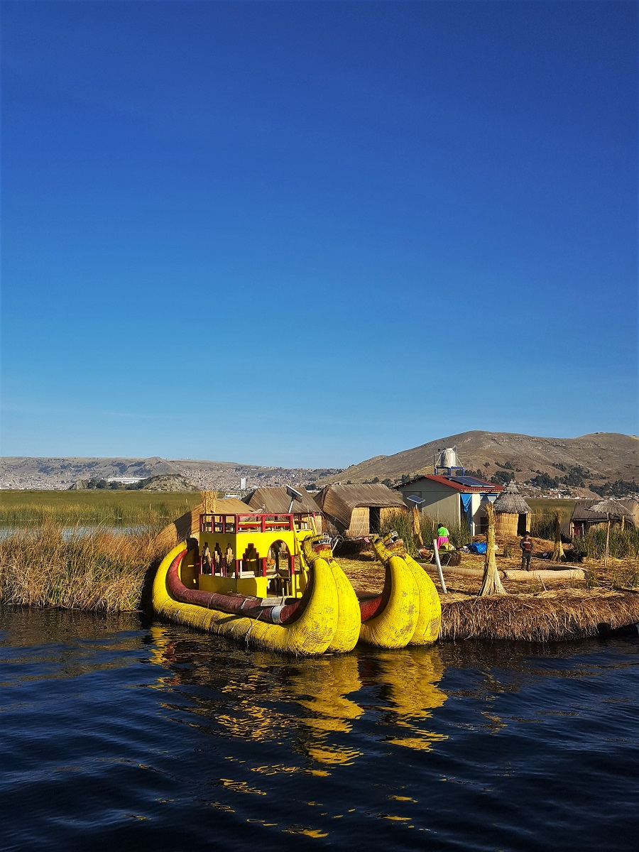 Puno Floating Islands